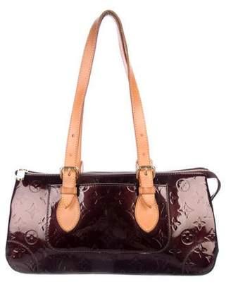 416b1001138 Louis Vuitton Vernis Rosewood Avenue Bag