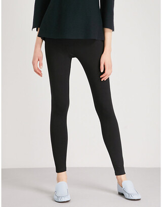 3ce7c478a7bd1 The White Company Luxury stretch-jersey leggings