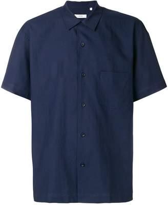 Mauro Grifoni half sleeve polo shirt