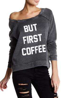The Laundry Room Raglan Pullover Sweatshirt