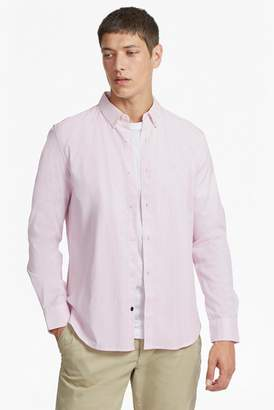 French Connection Summer Soft Regular Fit Oxford Shirt