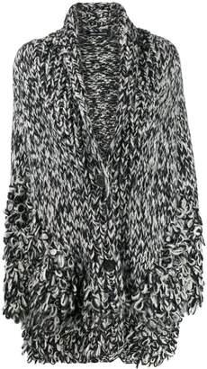 Iris von Arnim looped knit cardigan