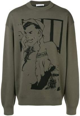 J.W.Anderson Sailor Sketch sweater
