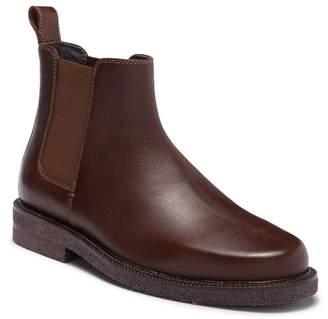 Donald J Pliner Len Leather Chelsea Boot