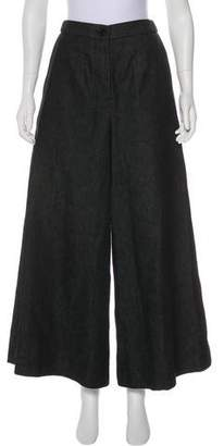 Tome High-Rise Denim Culottes