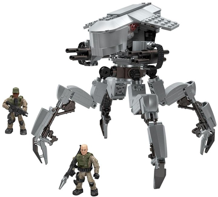 Mega Bloks Terminator Terminator Spider Tank