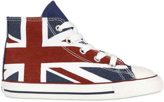 Converse Union Jack Canvas All Star High Sneakers