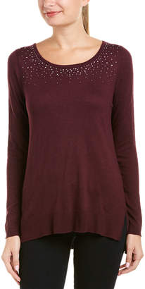 NYDJ Rhinestone Sweater