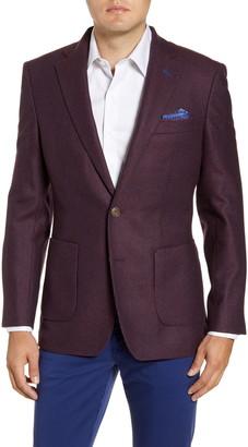 Robert Graham Grapewin Regular Fit Sport Coat
