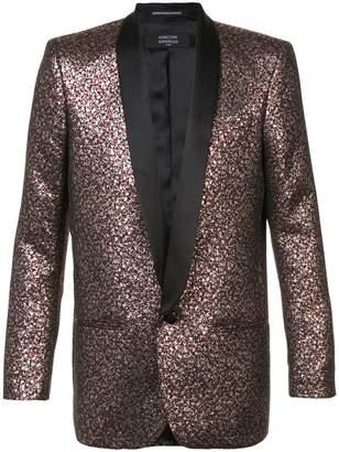 Garcons Infideles metalic tuxedo blazer