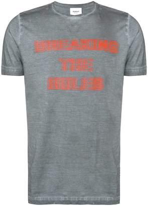 Dondup print T-shirt