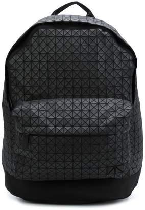 Bao Bao Issey Miyake geometric panelled backpack