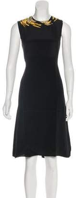 3.1 Phillip Lim Sleeveless Flare Dress