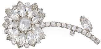 Loren Stazia Diamante flora, brooch