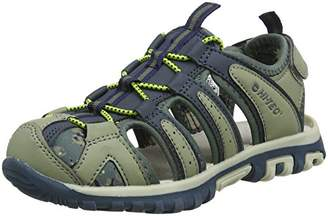 Hi-Tec Unisex Kids' Cove Jr Hiking Sandals,5 UK 38 EU