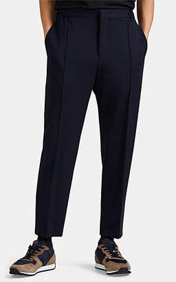 Giorgio Armani Men's Jersey Slim Trousers - Navy