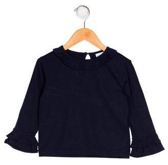 Florence Eiseman Girls' Knit Crew Neck Top w/ Tags