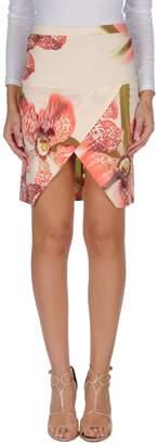 Roberto Cavalli Mini skirts - Item 35298802MI