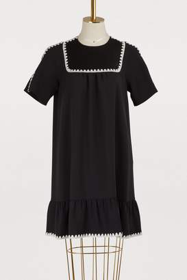RED Valentino Short-sleeved dress