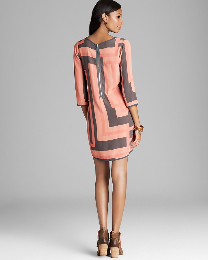 Chantelle Sam & Lavi Dress Graphic Print