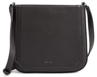 Matt & Nat Small Mara Faux Leather Crossbody Bag