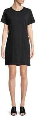 Rag & Bone Cotton T-Shirt Dress