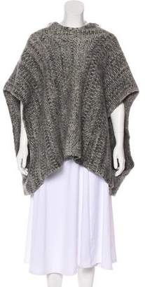 The Elder Statesman Hooded Cashmere Sweater