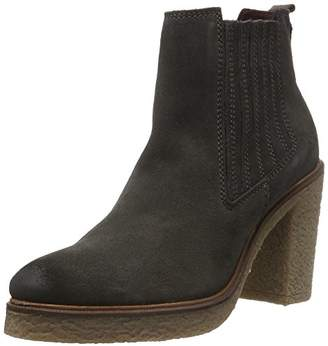 Marc O'Polo Women's 60813535201300 High Heel Chelsea Ankle Boots