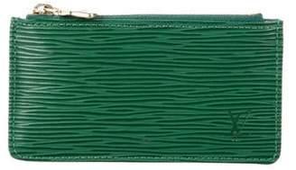 Louis Vuitton Vintage Epi Key Pouch
