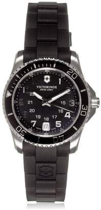 Victorinox Women's Maverick GS Rubber Strap Watch 34mm 249067