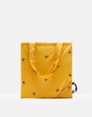 Joules Clothing Pacabag Packaway Shopping Bag