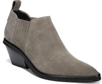 Via Spiga Farly Water-Resistant Block Heel