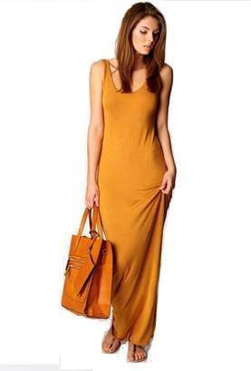 Freeflying Women Summer Dress 2014 Tank Top Ankle Length Long Maxi Dress Ladies Celebrity Party Casual Dress Vestidos (M, )