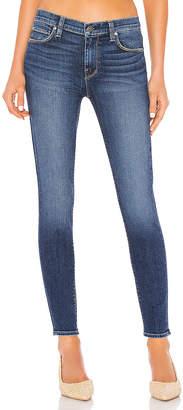 Hudson Jeans Nico Midrise Super Skinny Ankle.
