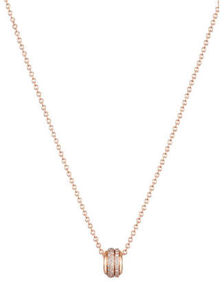 Piaget Possession 18K Red Gold Necklace with Diamonds