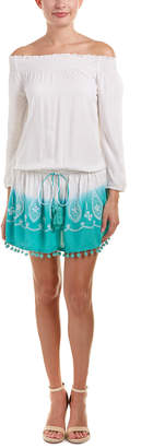Bindi Dropped-Waist Dress