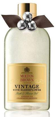 Molton Brown Vintage with Elderflower Bath & Shower Gel, 10 oz./ 300 mL