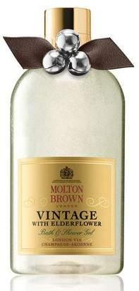 Molton Brown Vintage with Elderflower Bath & Shower Gel, 10 oz./ 300 mL