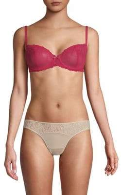 Chantelle Demi Cup Lace Bra