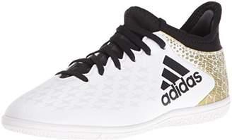 adidas Kids' X 16.3 Indoor Soccer Cleats