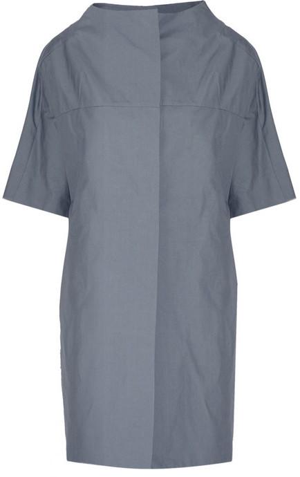 Marni Short-sleeved cotton coat