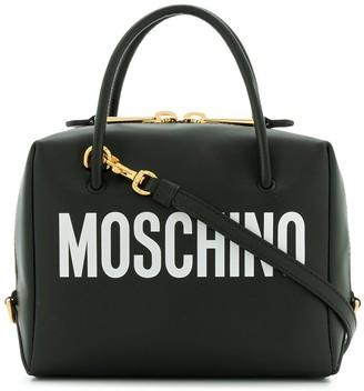 Moschino small logo print crossbody bag