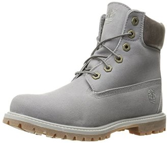 "Timberland Women's 6"" Premium Fabric Boot $150 thestylecure.com"