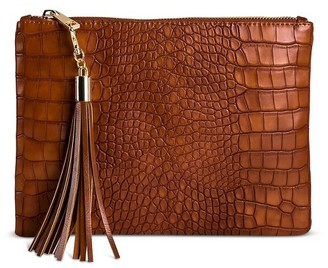 Merona Women's Clutch with Tassels $14.99 thestylecure.com