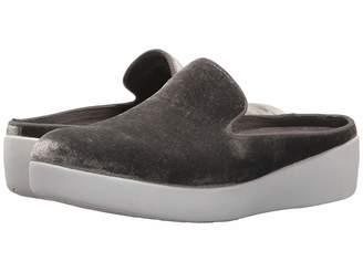 FitFlop Superskate Mules in Velvet Women's Shoes