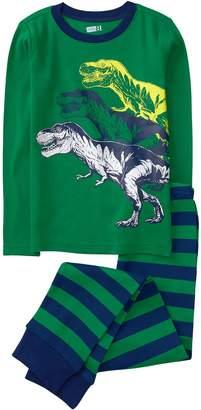 Crazy 8 Crazy8 T-Rex 2-Piece Pajama Set