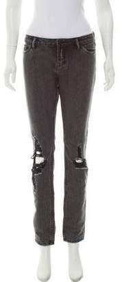 AllSaints Mid-Rise Casey Jeans