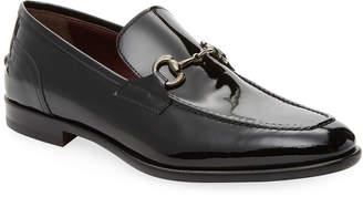 Antonio Maurizi Leather Horsebit Loafer