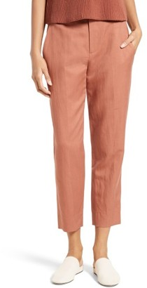 Women's Vince Carrot Tapered Leg Ankle Pants $295 thestylecure.com