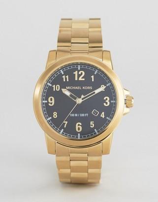 Mk8555 Gold Bracelet Watch